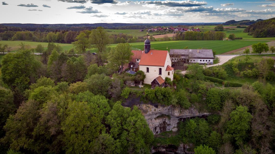 Kirchahorn - Klaussteinkapelle