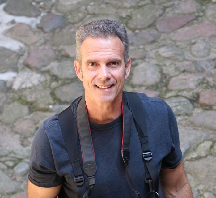 Rich Carbonara, Gästeführer (Sprache Englisch)