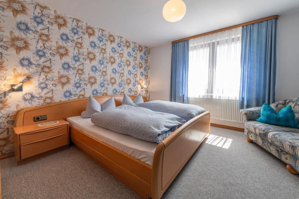 Beispielbild Doppelzimmer im Gasthaus Sponsel