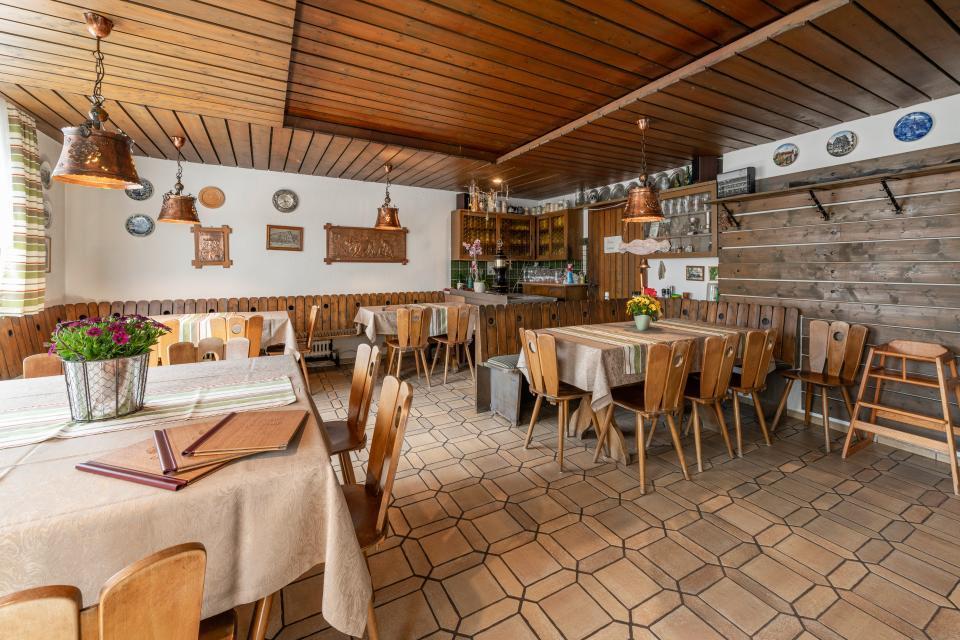 Gaststube im Gasthaus Sponsel