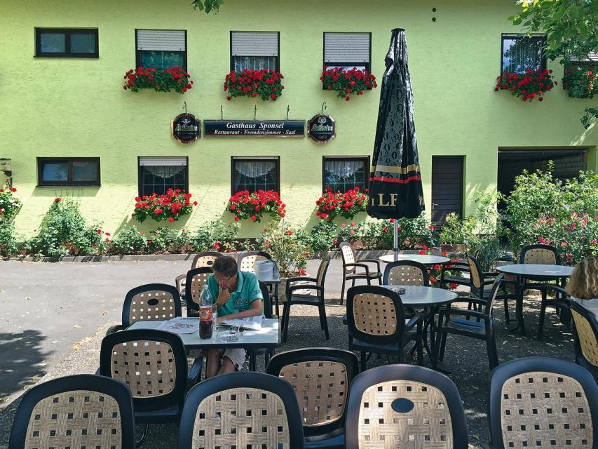 Biergarten Gasthaus Sponsel