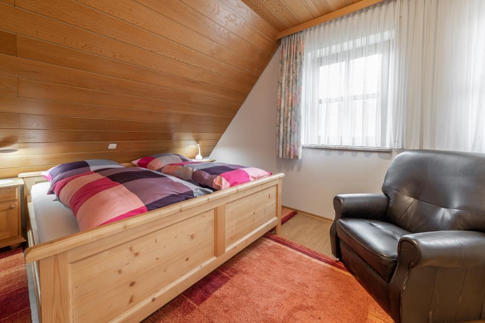 Fewo Thiem - Schlafzimmer