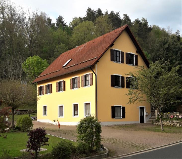 Gästehaus im Lochautal