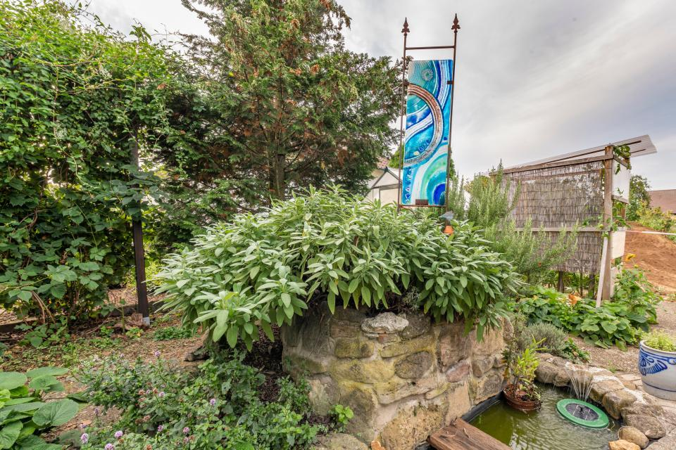 Ferienwohnung beim Josef Garten