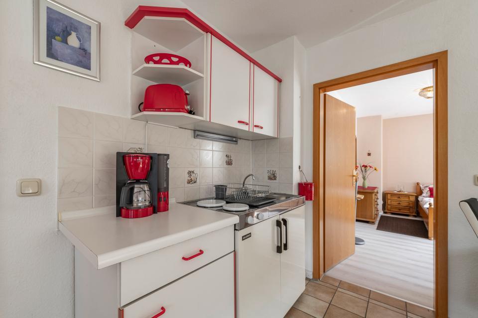 Ferienwohnung 2 - Küchenzeile
