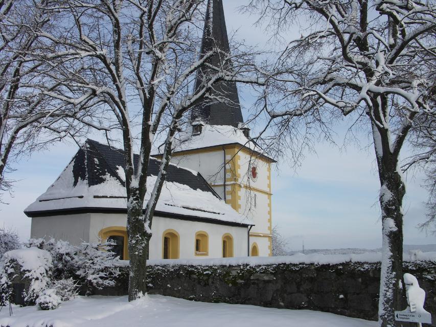 Kirche Teuchatz