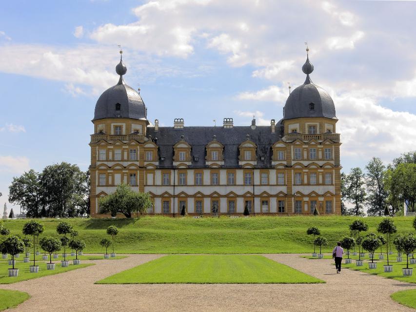 Schloss Seehof in Memmelsdorf