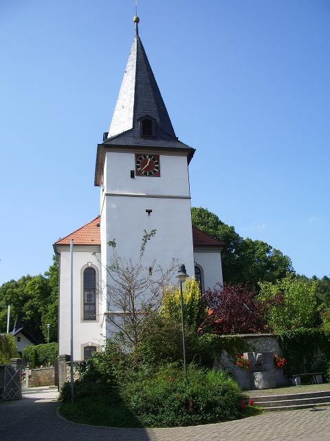 Markgrafenkirche Plech