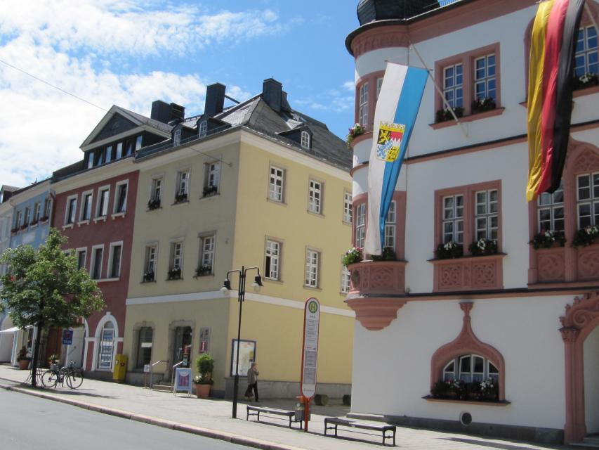 VORÜBERGEHEND GESCHLOSSEN! Tourist-Information Stadt Hof