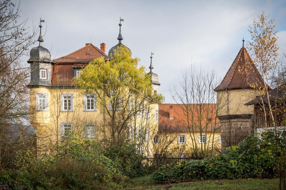 Neues Schloss in Küps