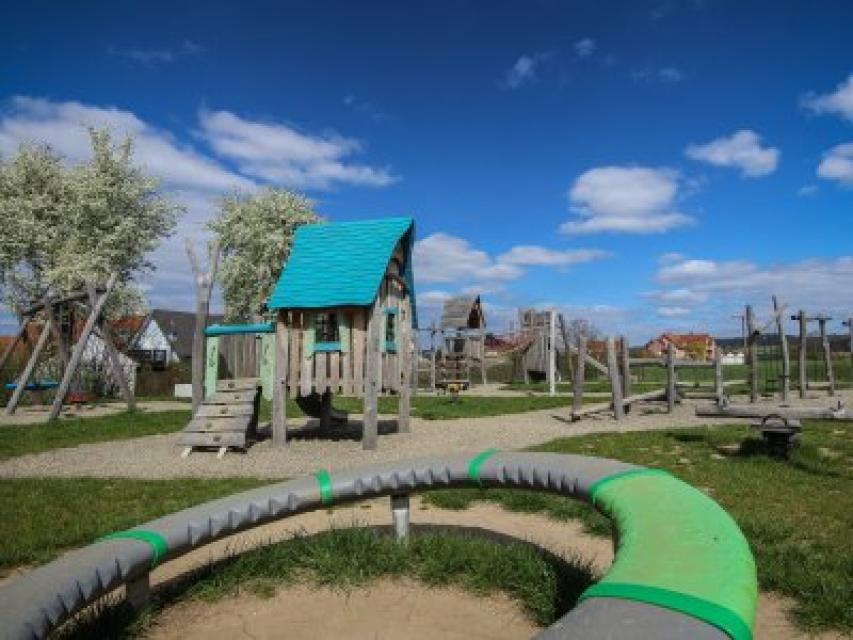 Spielplatz Melm Küps