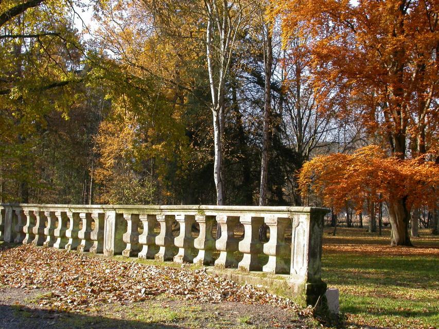 Herbst in Mitwitz