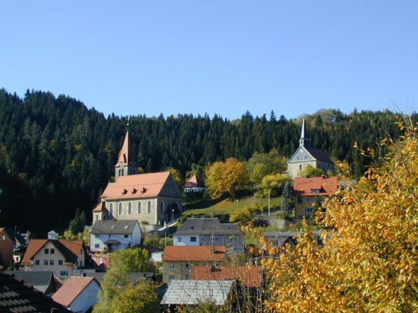 Kirche in Steinberg
