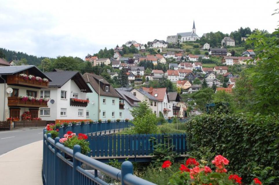 In Wilhelmsthal
