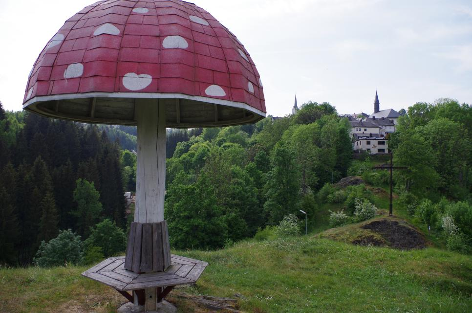 Schwamma auf dem Schloßberg
