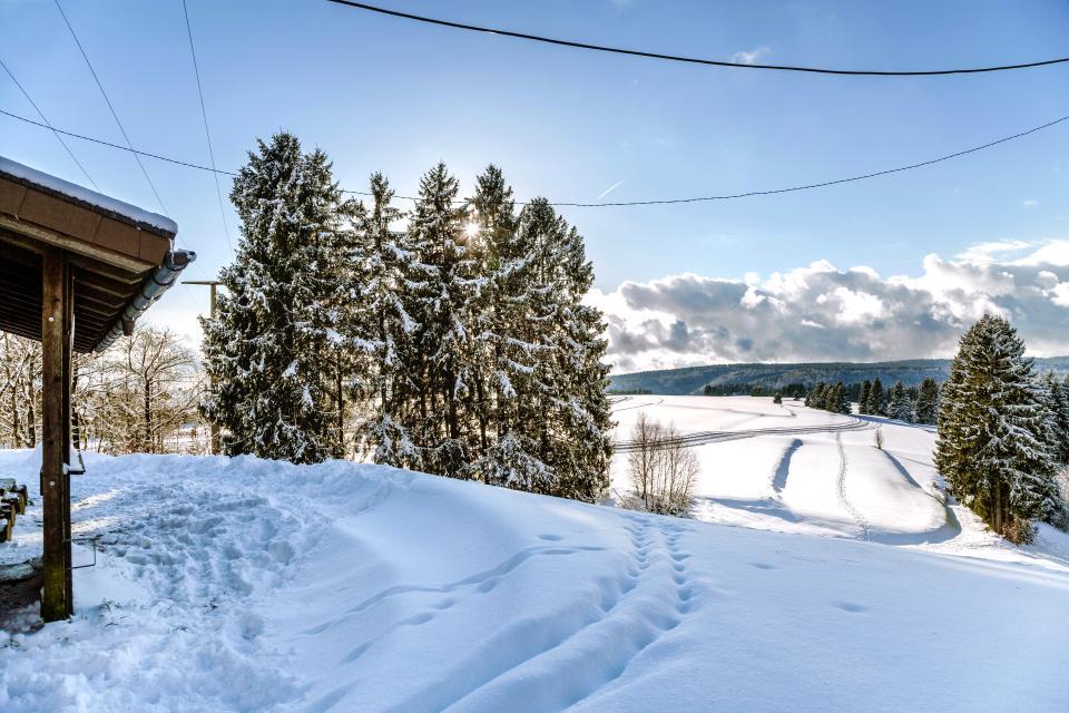 Skilift Nordhalben