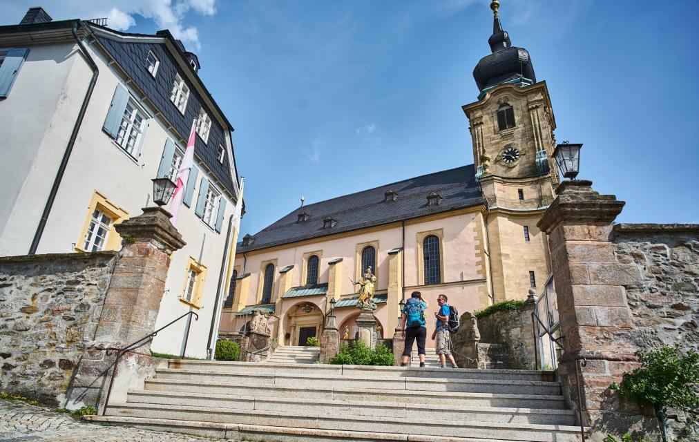 Päpstliche Basilika Marienweiher