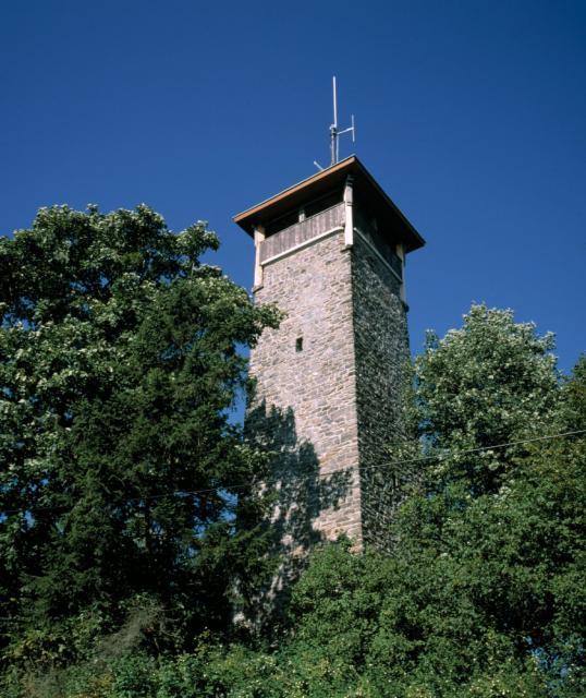 Aussichtsturm auf dem Weißenstein