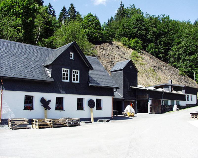 Schieferbergwerk Lotharheil
