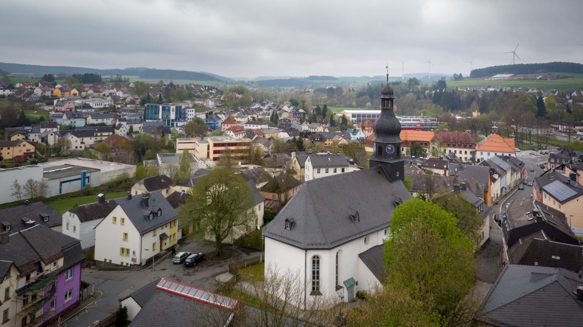 Stadtkirche Selbitz