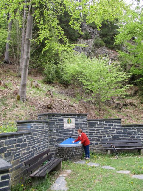 Brunnenanlage des FWV