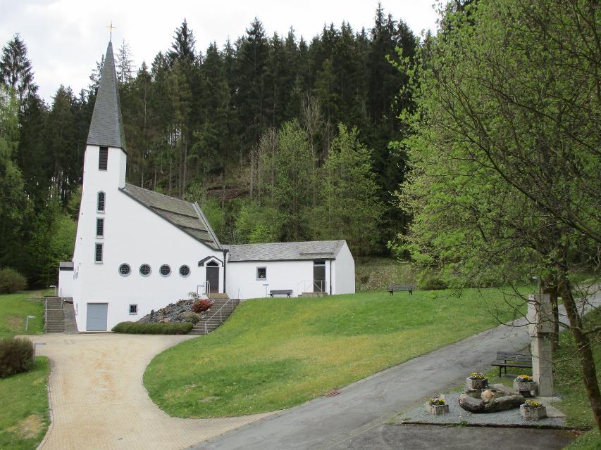 An der Christuskirche