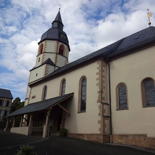 Kirche Rothenkirchen