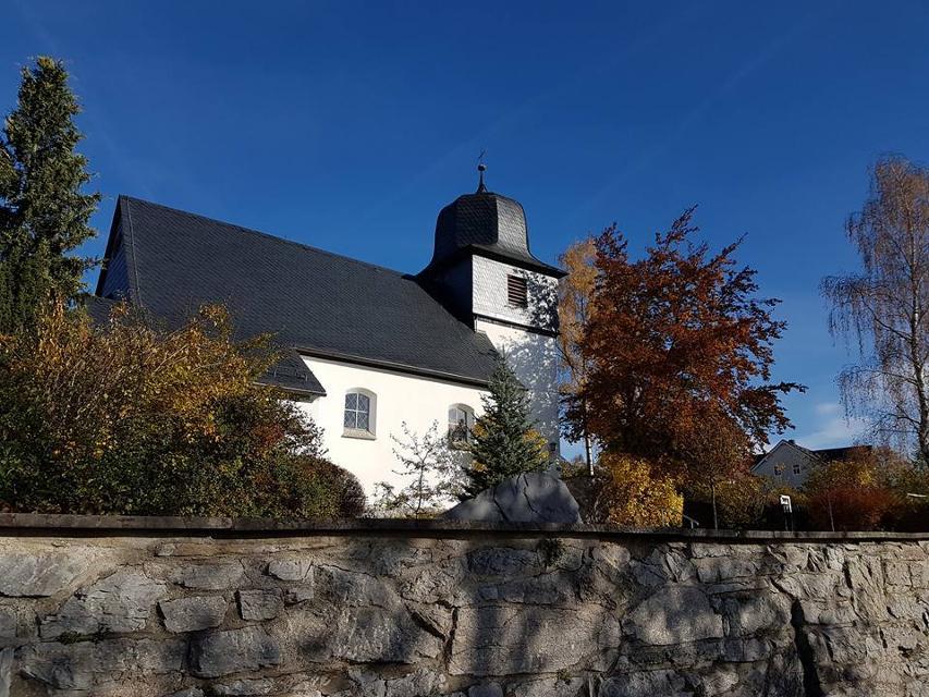 Kirche Marxgrün