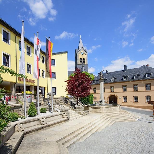 Rathaus in Helmbrechts