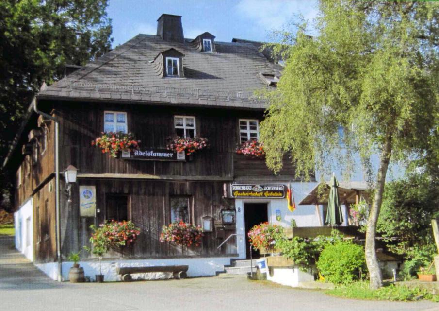 Die Adelskammer in Carlsgrün