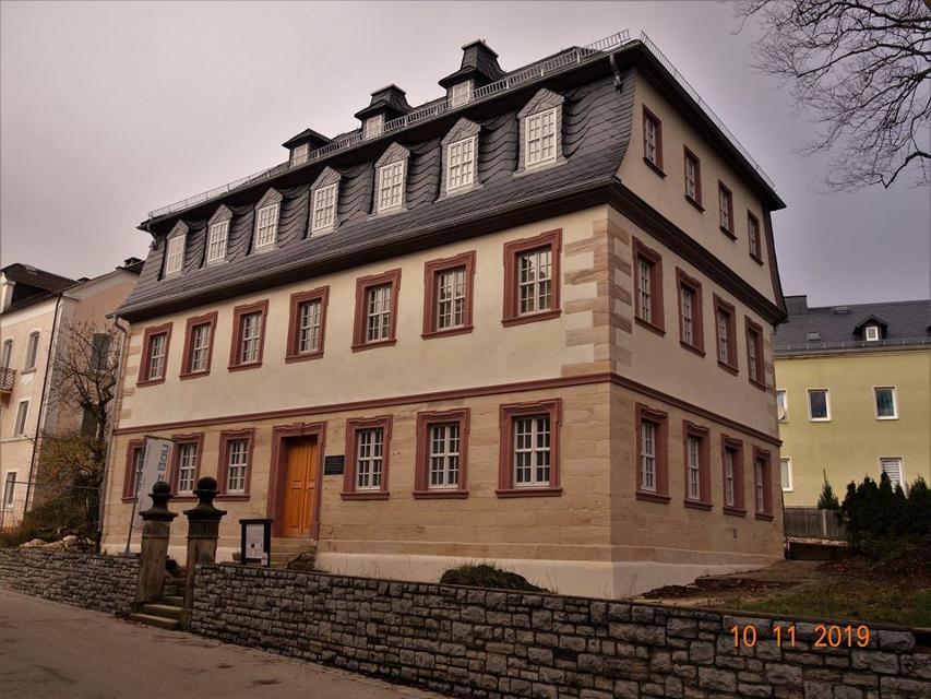 Humboldt-Haus in Bad Steben