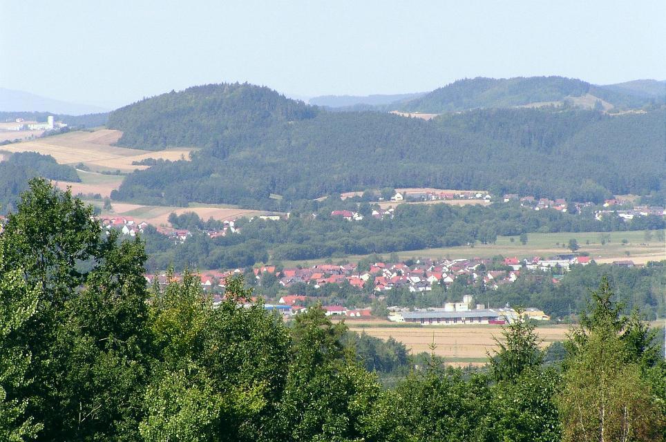 Aussicht bei Zollbrunn