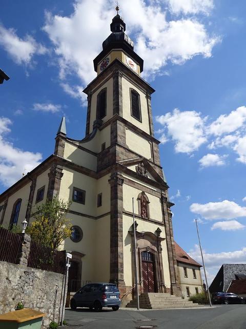 Kirche Stadtsteinach