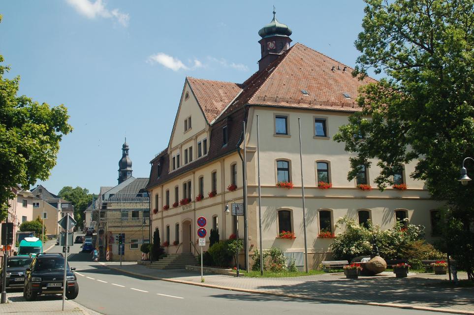 Rathaus Selbitz
