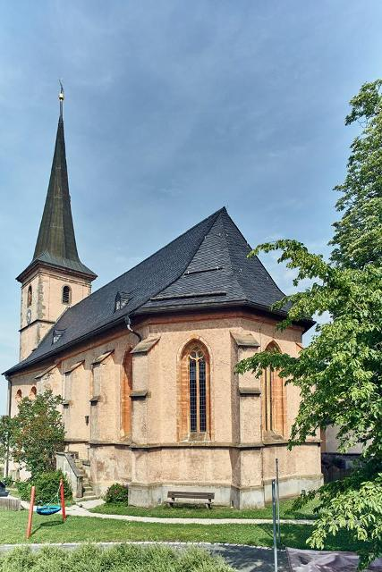 Dreifaltigkeitskirche Presseck