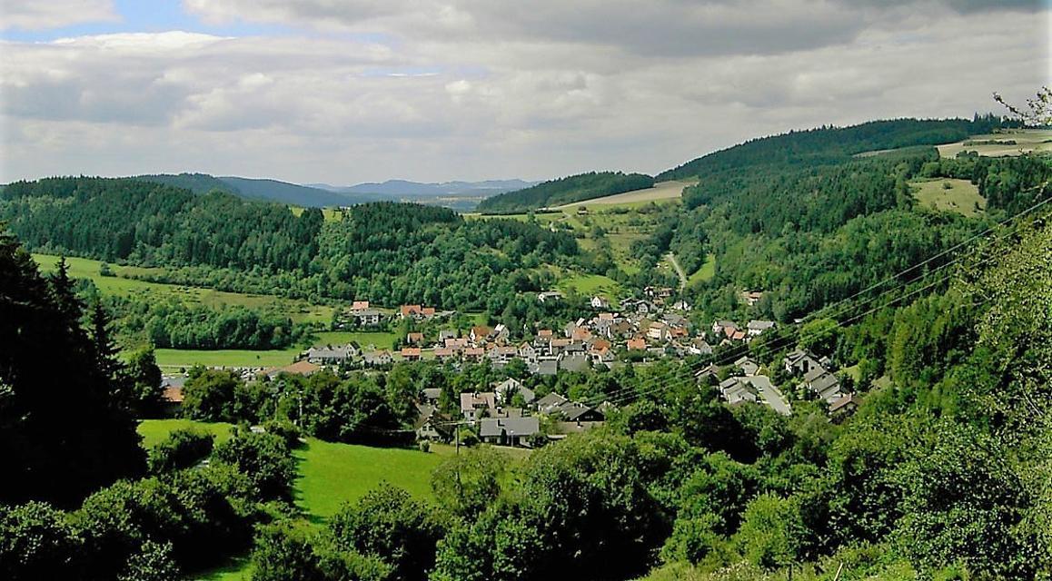 Blick nach Steinberg