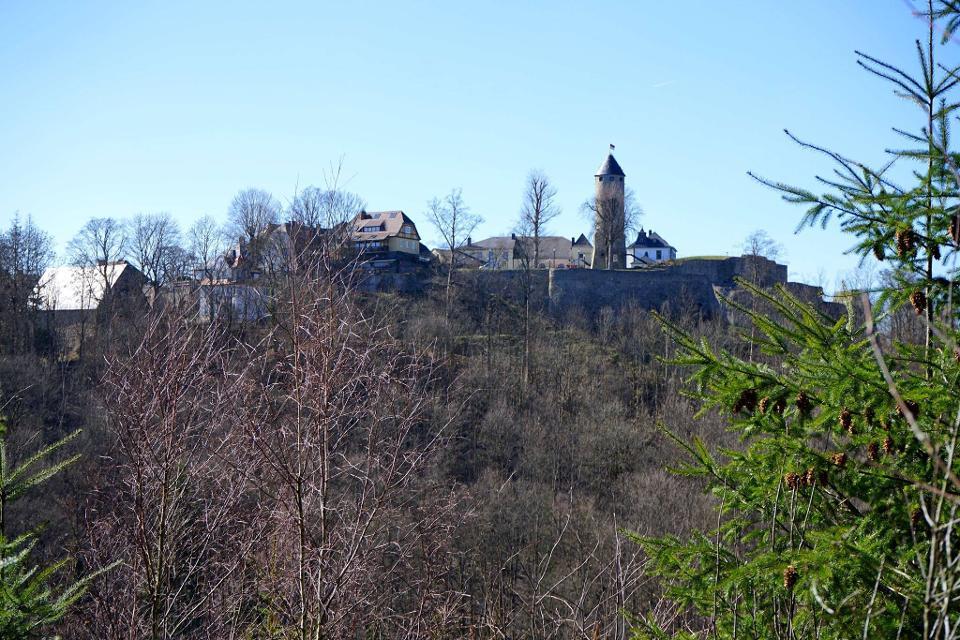Blick nach Lichtenberg