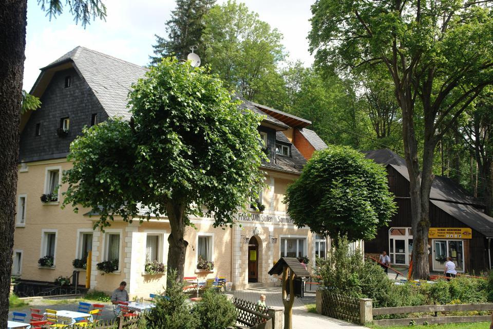 Gasthaus Friedrich-Wilhelm-Stollen