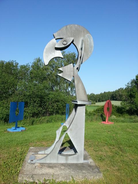 Impressionen aus dem Eisenpark