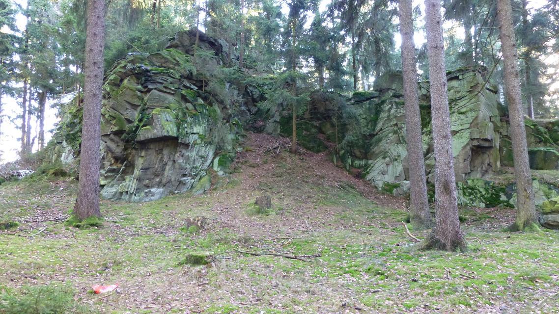 Steinberg - Eglokit am Weg