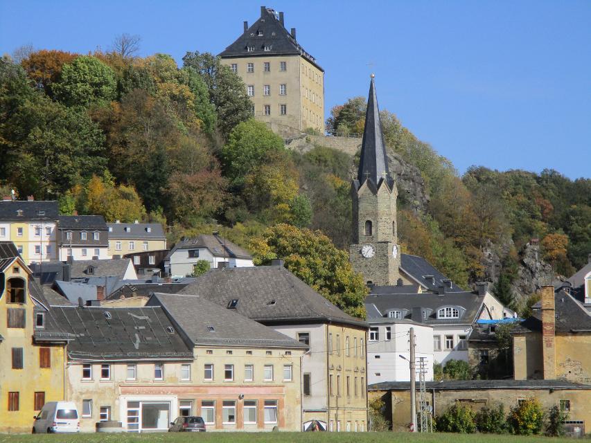 Blick auf Hirschberg