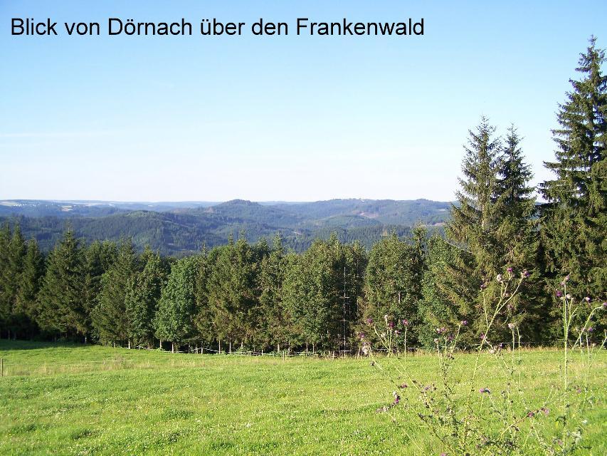 Blick nach Dörnach