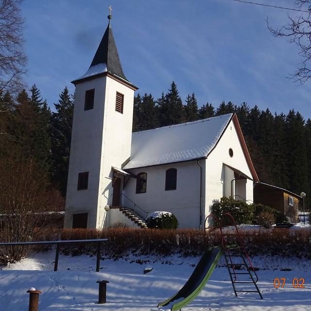 Kirche in Schauberg
