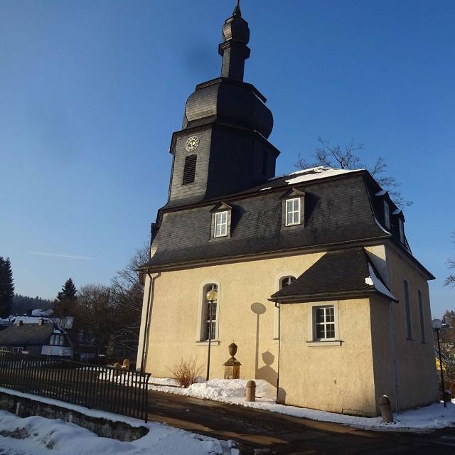 Evangelische Kirche Tettau