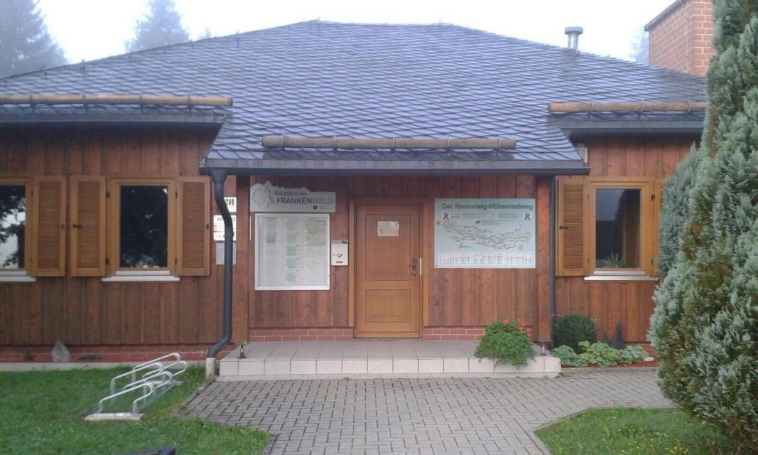 Naturparkinfozentrum Spechtsbrunn