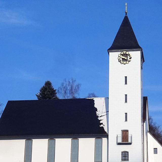 Kirche Kleintettau