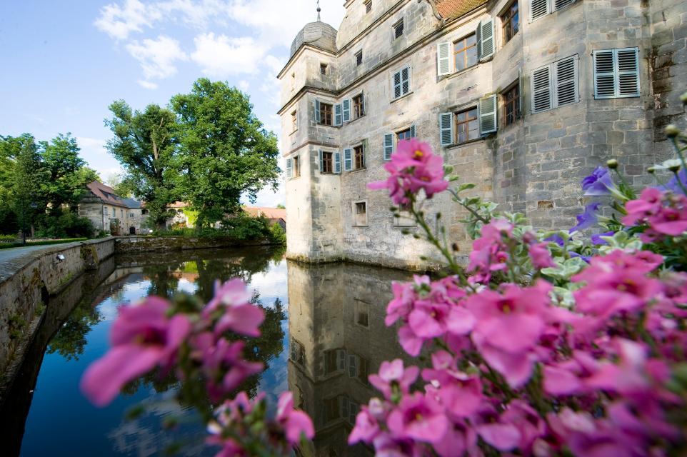 Wasserschloss Mitwitz