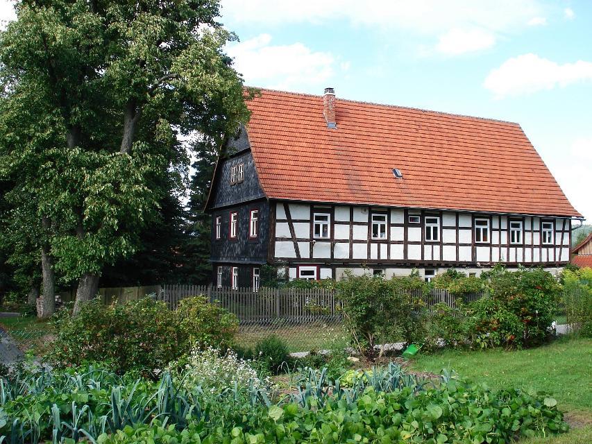 Forsthaus in Neubau