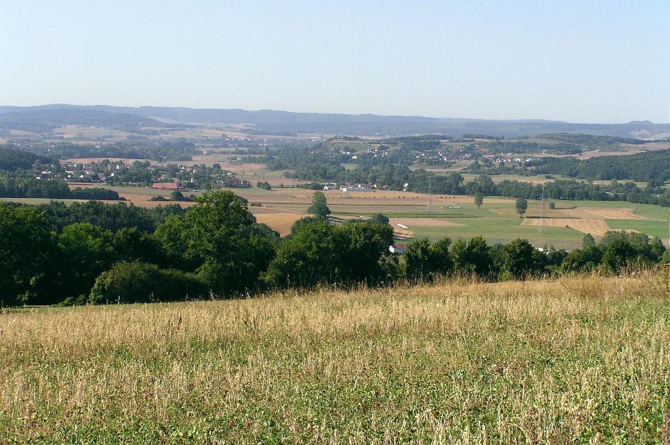 Aussicht bei Rotberg
