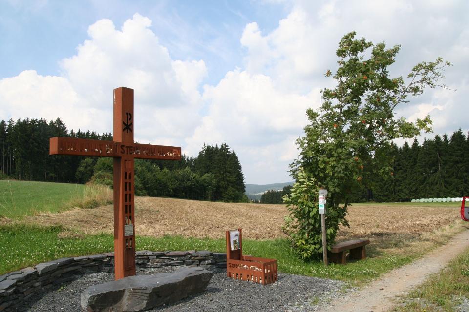 Feldkreuz bei Marlesreuth